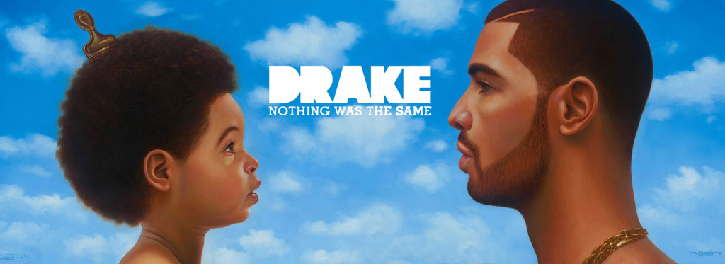 Drake_Nothing-Was-The-Same_Album-Cover