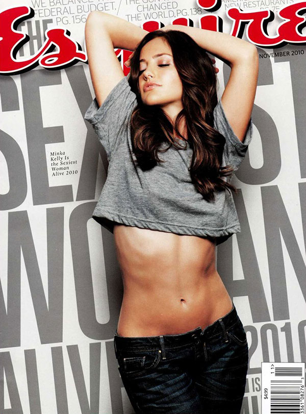 Minka-Kelly_Cover