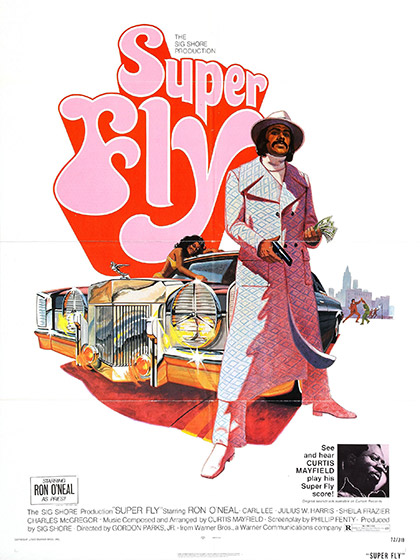 Super Fly One Sheet