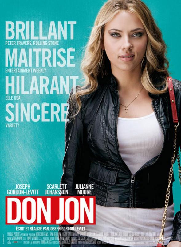 Don Jon Scarlett Johansson