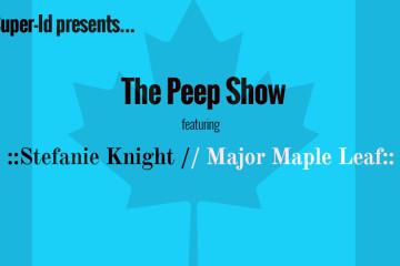 Stefanie Knight_The Peep Show_The Super-Id